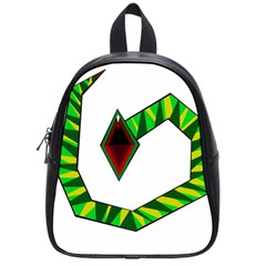 Decorative Snake School Bags (Small)