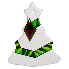 Decorative Snake Christmas Tree Ornament (2 Sides)