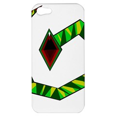 Decorative Snake Apple iPhone 5 Hardshell Case