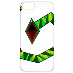 Decorative Snake Apple Iphone 5 Classic Hardshell Case