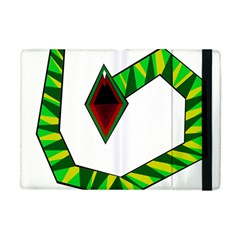 Decorative Snake Apple iPad Mini Flip Case