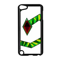 Decorative Snake Apple iPod Touch 5 Case (Black)