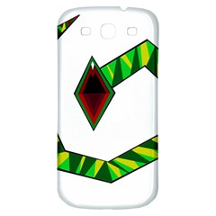 Decorative Snake Samsung Galaxy S3 S III Classic Hardshell Back Case