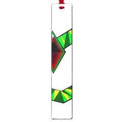 Decorative Snake Large Book Marks