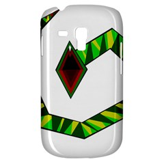 Decorative Snake Samsung Galaxy S3 MINI I8190 Hardshell Case