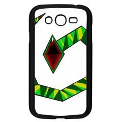 Decorative Snake Samsung Galaxy Grand Duos I9082 Case (black)