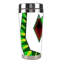Decorative Snake Stainless Steel Travel Tumblers