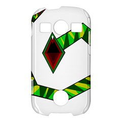 Decorative Snake Samsung Galaxy S7710 Xcover 2 Hardshell Case