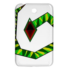 Decorative Snake Samsung Galaxy Tab 3 (7 ) P3200 Hardshell Case