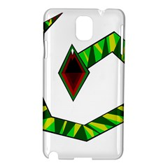 Decorative Snake Samsung Galaxy Note 3 N9005 Hardshell Case