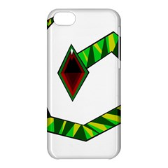 Decorative Snake Apple iPhone 5C Hardshell Case