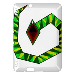 Decorative Snake Kindle Fire HDX Hardshell Case