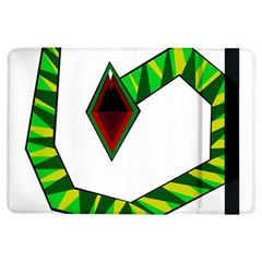 Decorative Snake Ipad Air Flip