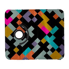 Connected shapes                                                                             Samsung Galaxy S III Flip 360 Case