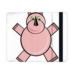 Pink Rhino Samsung Galaxy Tab Pro 8.4  Flip Case