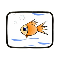 Cute Fish Netbook Case (Small)
