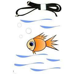 Cute Fish Shoulder Sling Bags