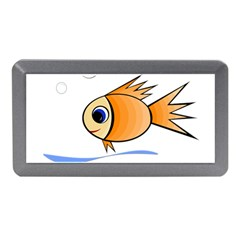 Cute Fish Memory Card Reader (Mini)