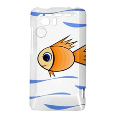 Cute Fish HTC Vivid / Raider 4G Hardshell Case