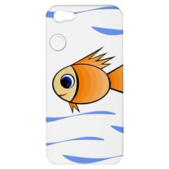 Cute Fish Apple iPhone 5 Hardshell Case