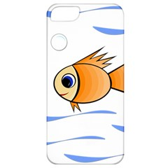 Cute Fish Apple iPhone 5 Classic Hardshell Case