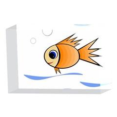 Cute Fish 4 x 6  Acrylic Photo Blocks