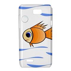 Cute Fish Motorola XT788