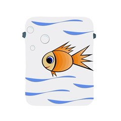 Cute Fish Apple iPad 2/3/4 Protective Soft Cases