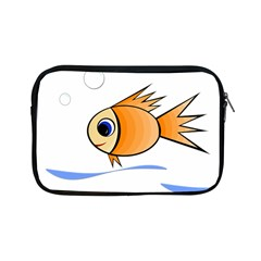 Cute Fish Apple iPad Mini Zipper Cases