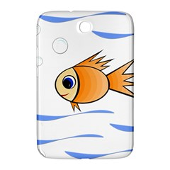 Cute Fish Samsung Galaxy Note 8.0 N5100 Hardshell Case