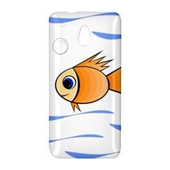Cute Fish HTC One Mini (601e) M4 Hardshell Case
