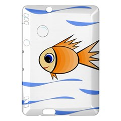 Cute Fish Kindle Fire HDX Hardshell Case