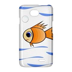 Cute Fish LG Optimus L70