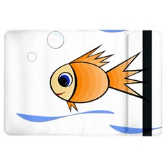 Cute Fish iPad Air 2 Flip