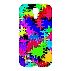 Colorful shapes                                                                             			Samsung Galaxy S4 I9500/I9505 Hardshell Case