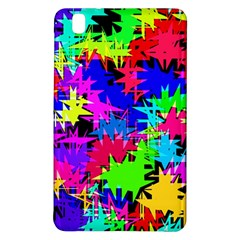 Colorful shapes                                                                             			Samsung Galaxy Tab Pro 8.4 Hardshell Case