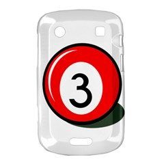 Billiard ball number 3 Bold Touch 9900 9930