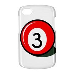 Billiard ball number 3 BlackBerry Q10