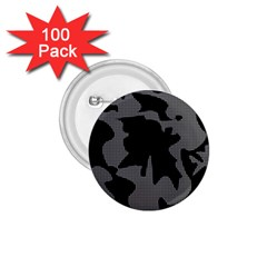 Decorative Elegant Design 1.75  Buttons (100 pack)