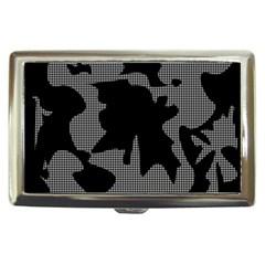 Decorative Elegant Design Cigarette Money Cases