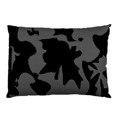 Decorative Elegant Design Pillow Case (Two Sides)