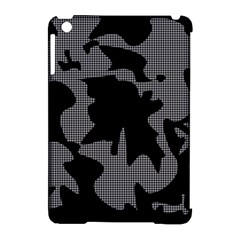 Decorative Elegant Design Apple iPad Mini Hardshell Case (Compatible with Smart Cover)