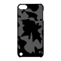 Decorative Elegant Design Apple iPod Touch 5 Hardshell Case with Stand