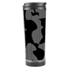 Decorative Elegant Design Travel Tumbler