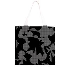 Decorative Elegant Design Grocery Light Tote Bag