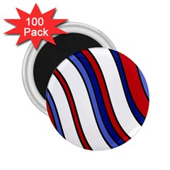 Decorative Lines 2.25  Magnets (100 pack)