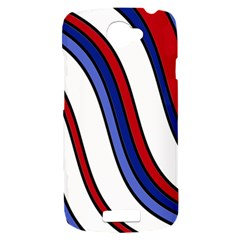 Decorative Lines HTC One S Hardshell Case
