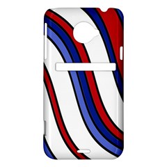 Decorative Lines HTC Evo 4G LTE Hardshell Case