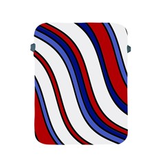 Decorative Lines Apple iPad 2/3/4 Protective Soft Cases