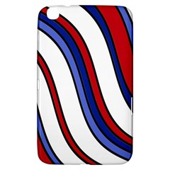 Decorative Lines Samsung Galaxy Tab 3 (8 ) T3100 Hardshell Case